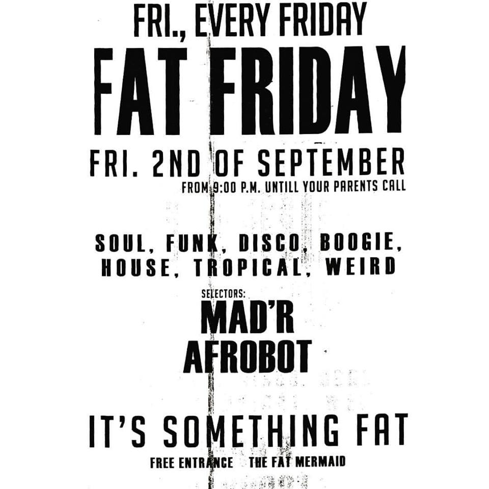 2nd september mad'r afrobot