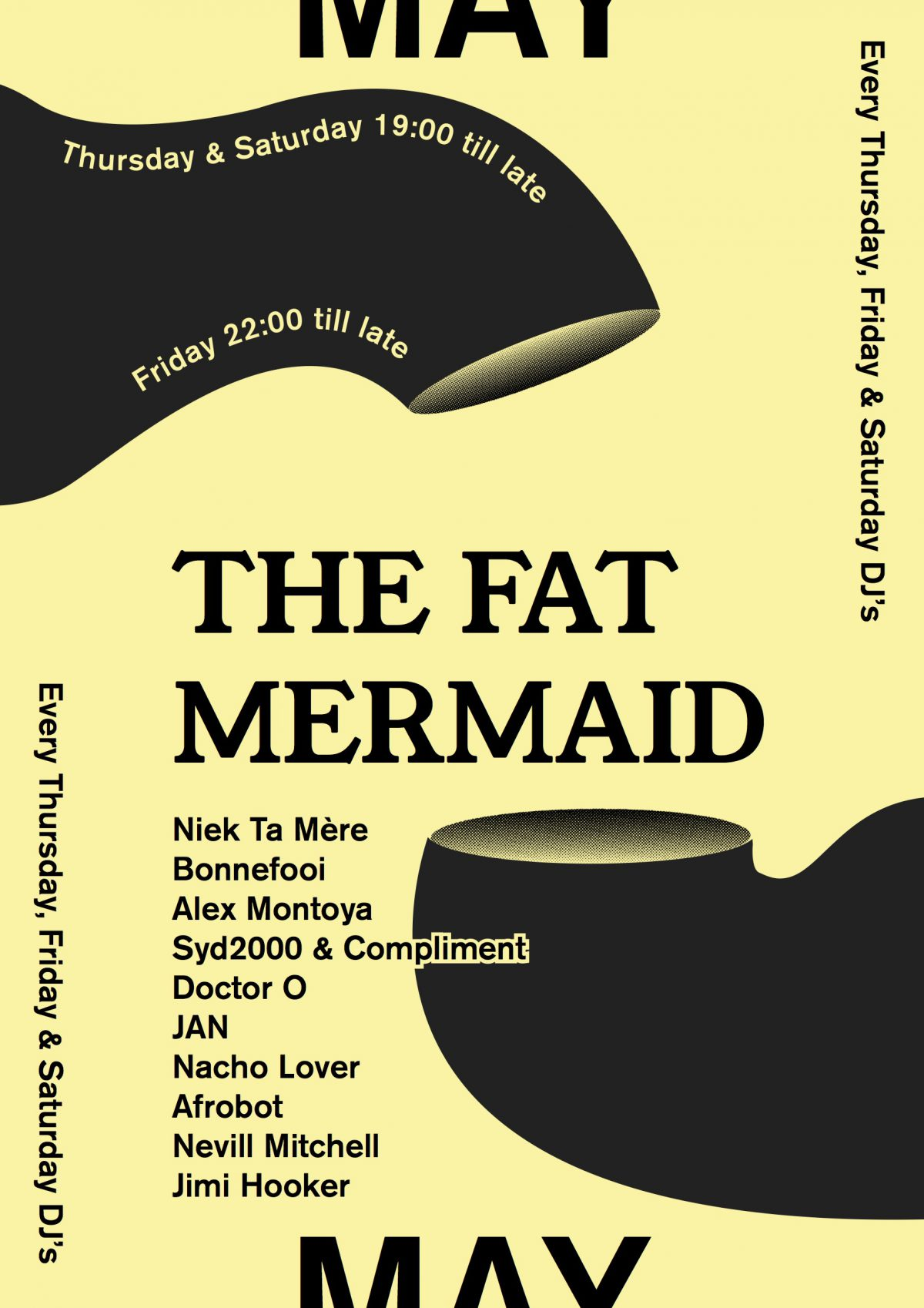 fat mermaid may